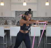 Weighted Resistance Bands (PRE ORDER)