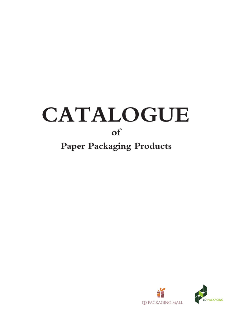 2018 Catalogue of Paper Packaging - Ld Packagingmall
