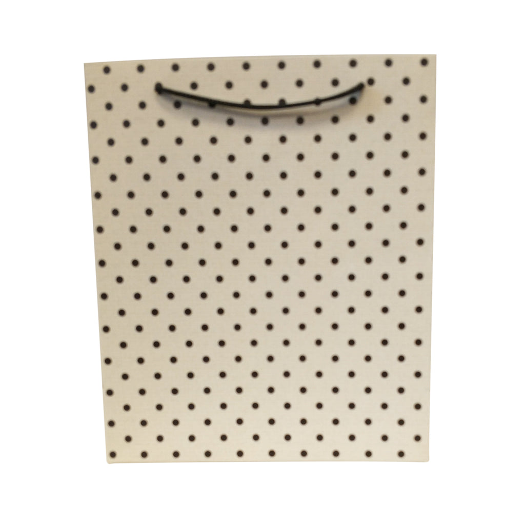 Polka Dots Gift Carrier Bag - Ld Packagingmall