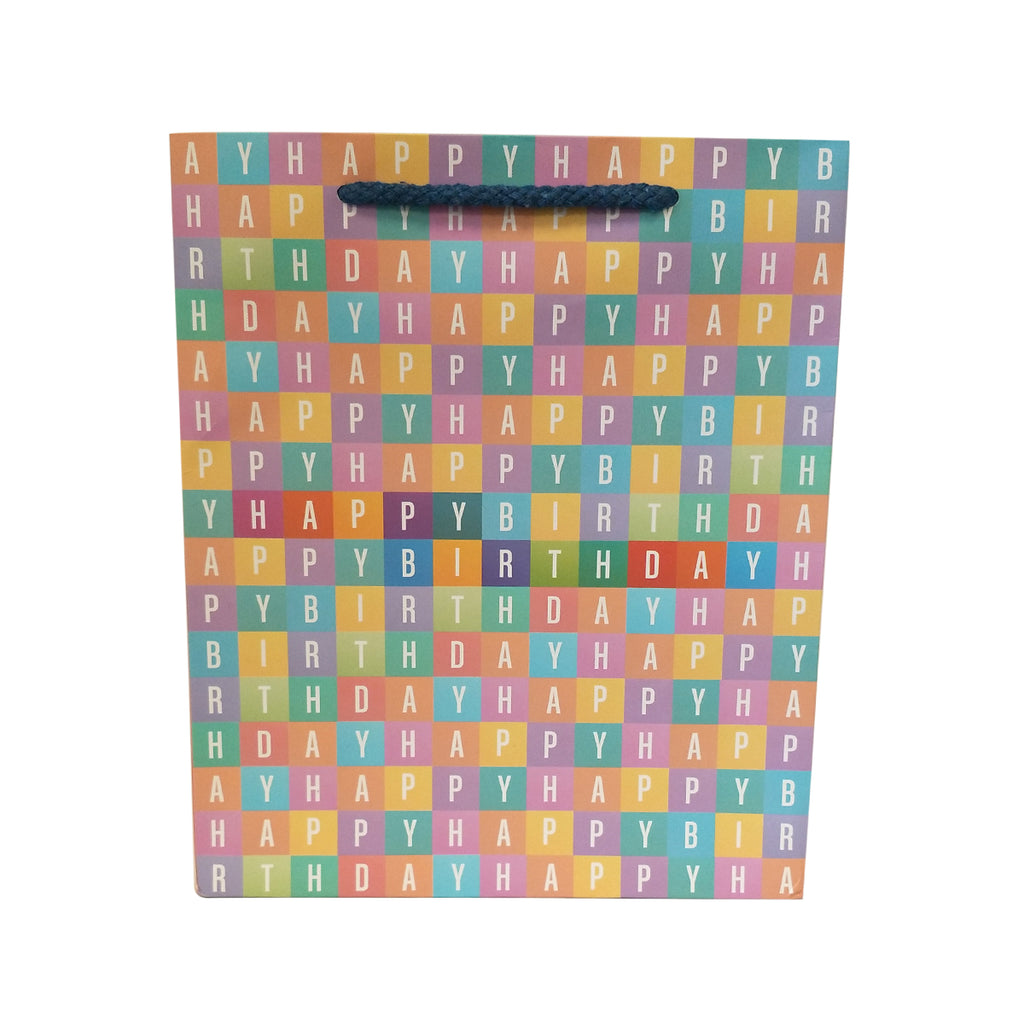 Happy Birthday Day Gift Carrier Bag - Ld Packagingmall