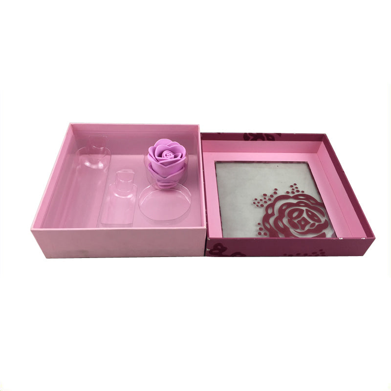 Gift Box with Window