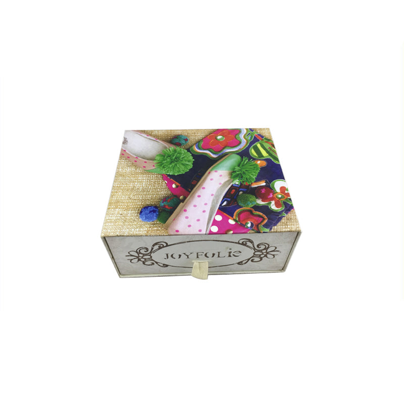 Matchbox Style Gift Box with Ribbon Tab - Ld Packagingmall
