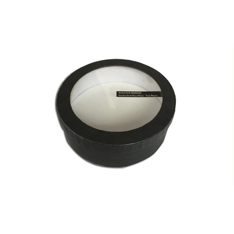 Black Round Paper Box with a Lid - Ld Packagingmall