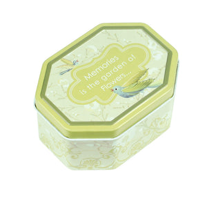 Octagonal Step Lid Tin - Ld Packagingmall