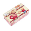 Deep Rectangular Slip Lid Storage Tin