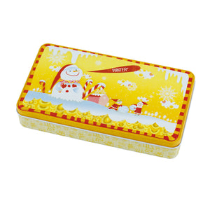 Deep Rectangular Step Lid Storage Tin - Ld Packagingmall