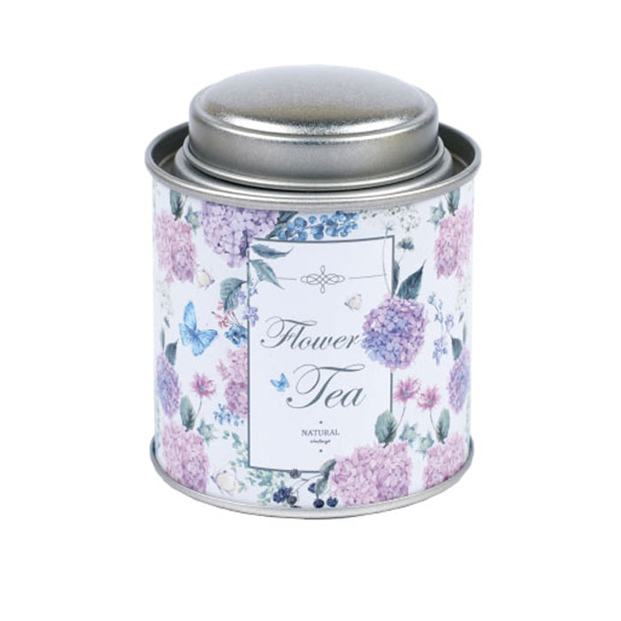 Mini Tea Storage Tin With Inner Lid - Ld Packagingmall