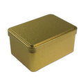 Rectangular Step Lid Tin - Ld Packagingmall