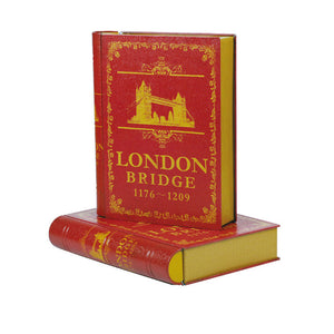 Book Tin - Ld Packagingmall
