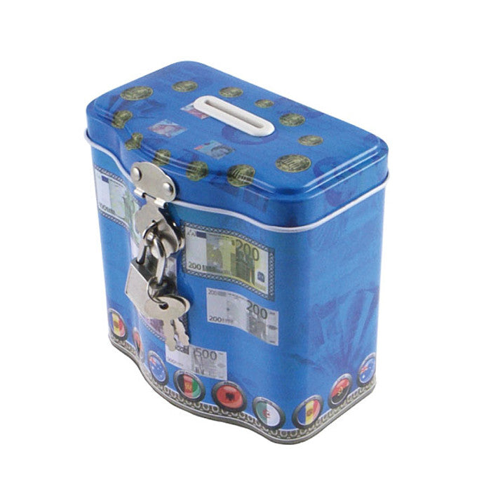 Money Box with Lock - Ld Packagingmall