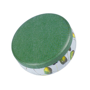 Round Solid Lid Tin - Ld Packagingmall