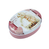 Oval Slip Lid Storage Tin