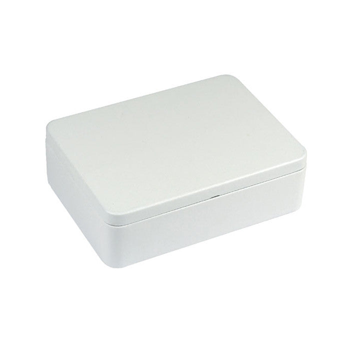 Rectangular Solid Lid Storage Tin - Ld Packagingmall