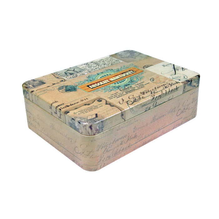 Deep Rectangular Storage Tin