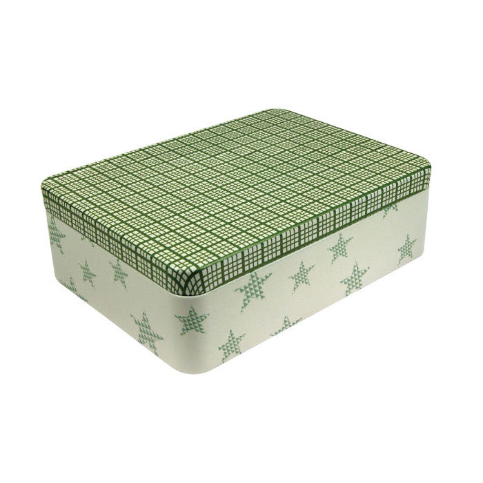 Deep Rectangular Storage Tin - Ld Packagingmall
