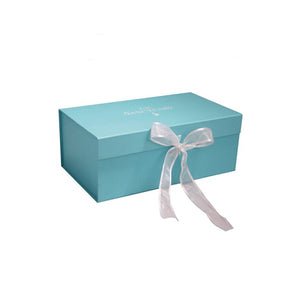 Luxury Blue Magnetic Gift Box - Ld Packagingmall