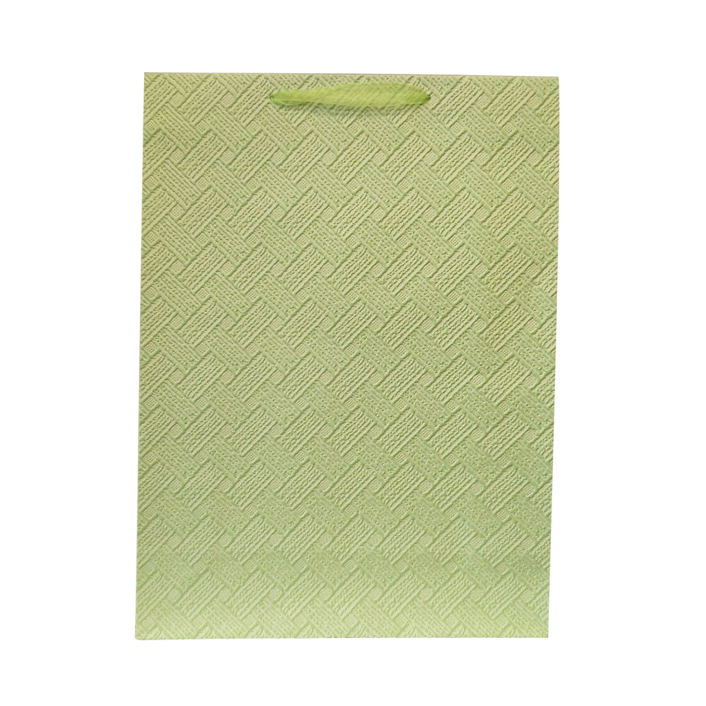 Embossed Gift Carrier Bag - Ld Packagingmall