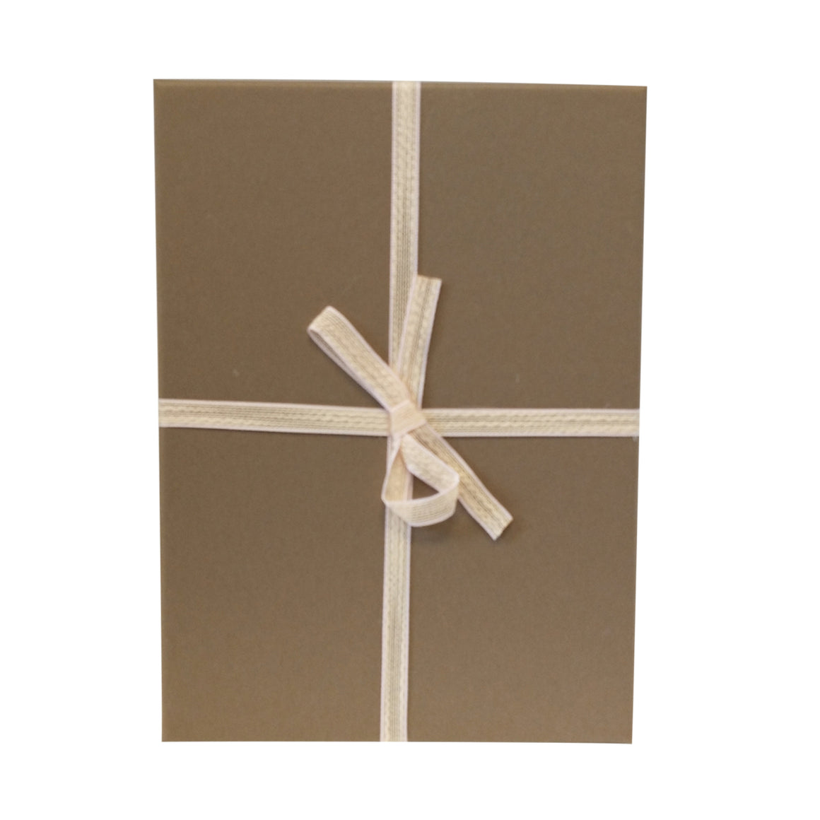 Rectangular Gift Box with Bow -Set of 3