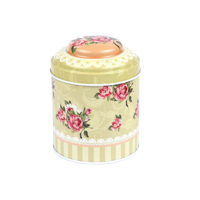 Domed Storage Tin With Inner Lid - Ld Packagingmall