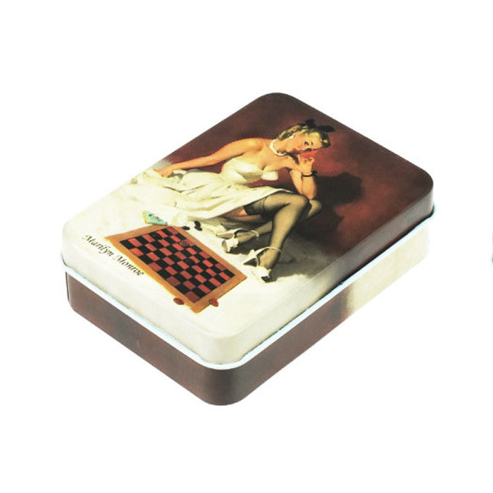 Rectangular Slip Lid Tin - Ld Packagingmall