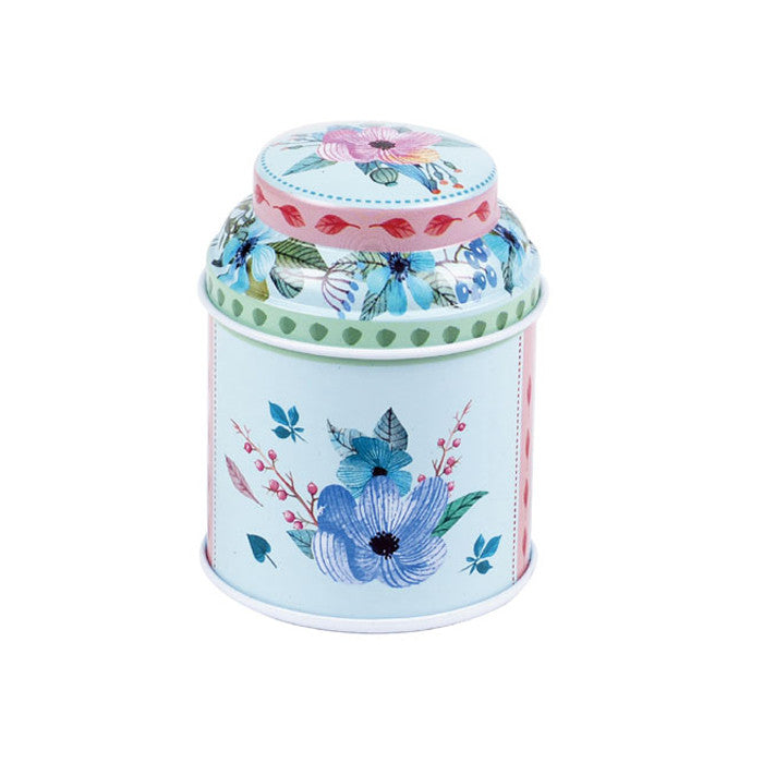 Round Storage Tin with Domed Lid - Ld Packagingmall
