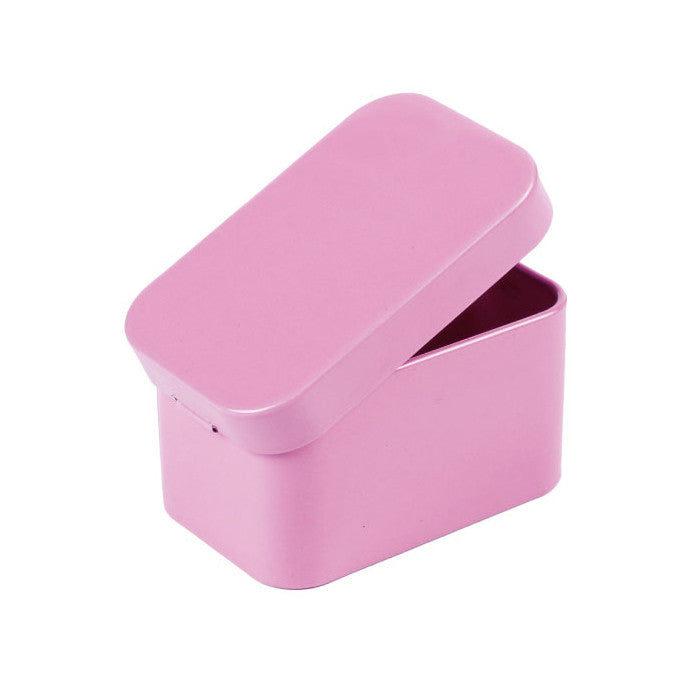 Rectangular Solid Lid Storage Tin with Inside Print - Ld Packagingmall