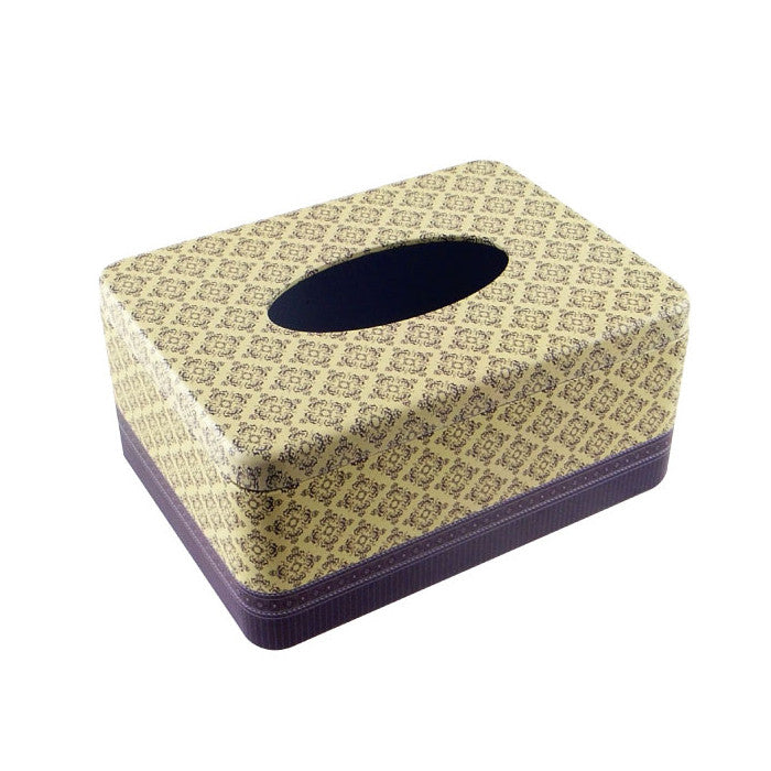 Rectangular Tissue Box - Ld Packagingmall