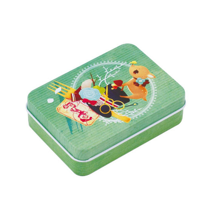 Rectangular Slip Lid Storage Tin - Ld Packagingmall