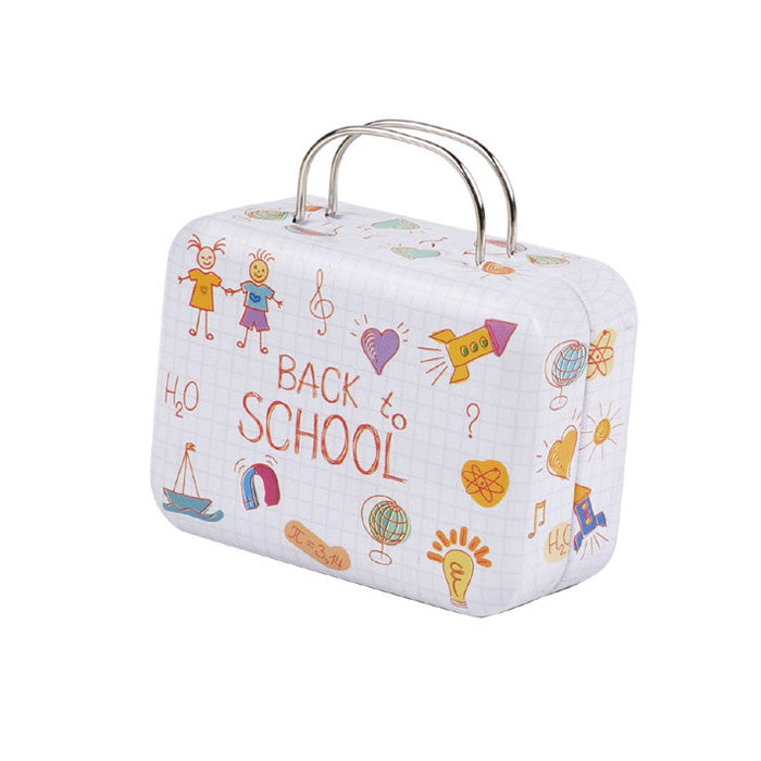 Suitcase Shaped Storage Tin - Ld Packagingmall