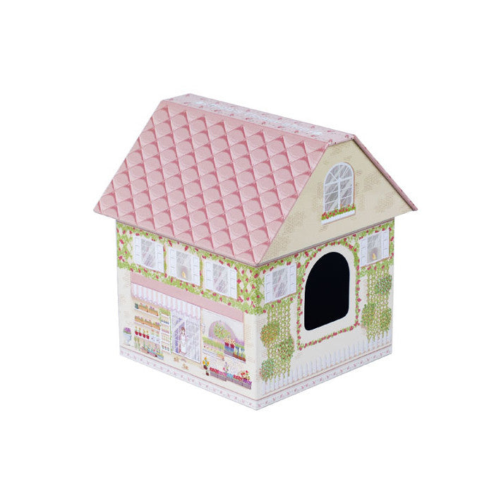 House Shaped Tissue Box - Ld Packagingmall