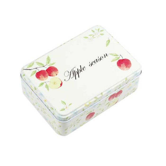 Rectangular Step Lid Storage Tin - Ld Packagingmall