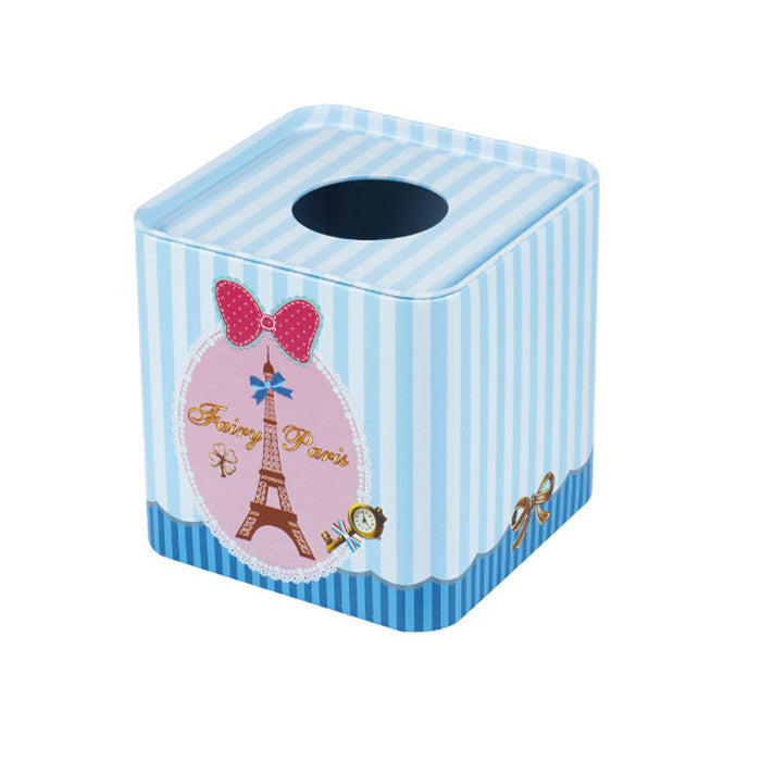 Square Tissue Box - Ld Packagingmall