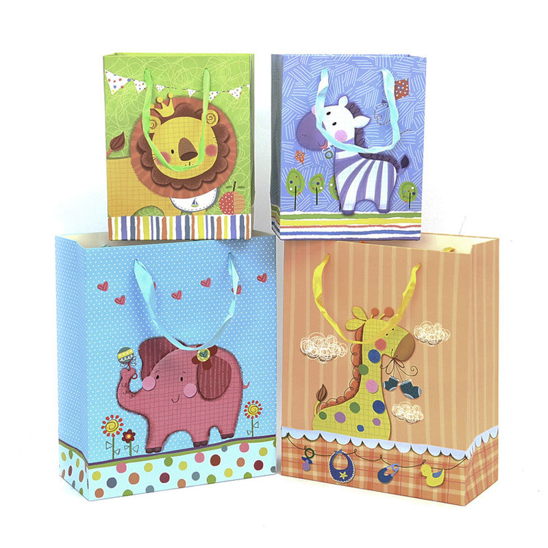 Kids Paper Gift Bag - Ld Packagingmall