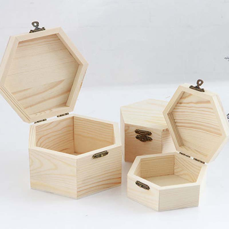 Wooden Gift Boxes High-end Living Flowers Packaging Storage Box - Ld Packagingmall