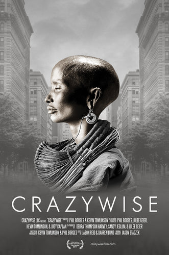 CRAZYWISE Film DVD