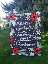 Little Tree Christmas Quilt panel kit