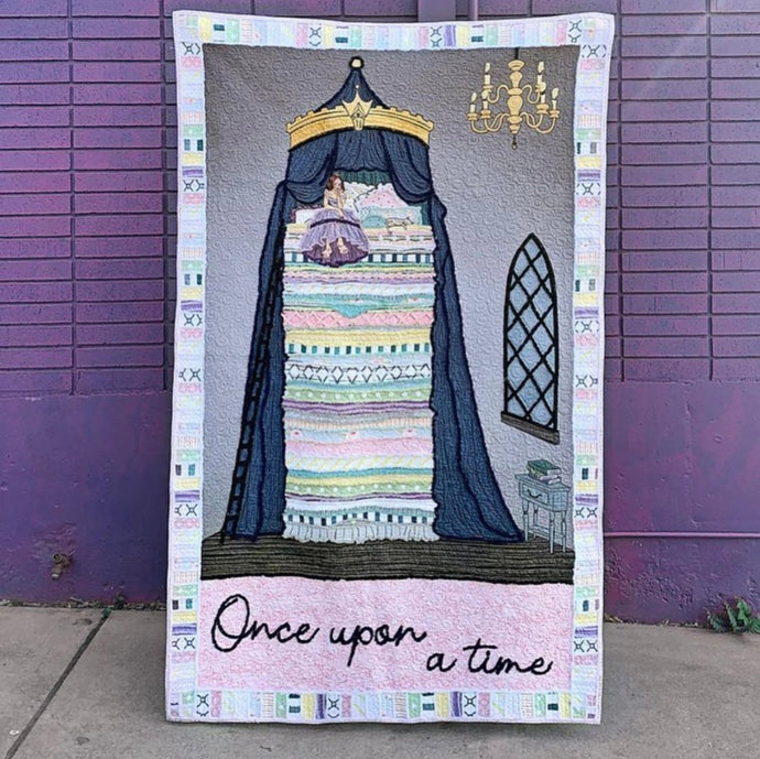 Once Upon a Time Quilt Kit