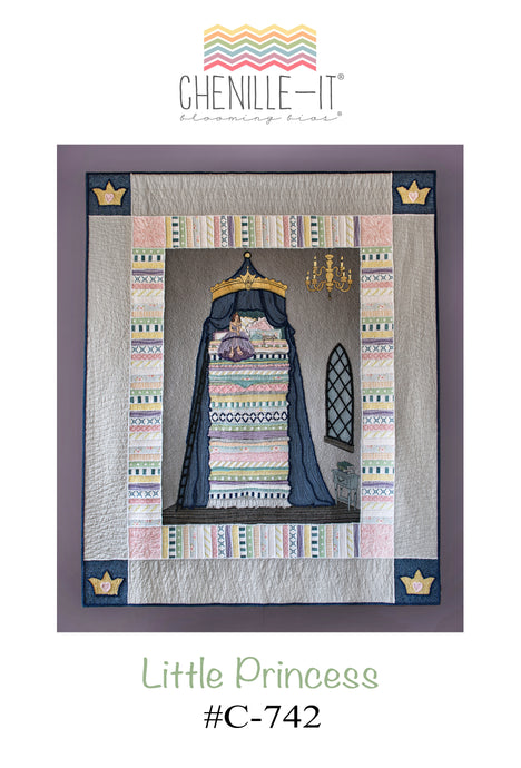 Little Princess Quilt Kit