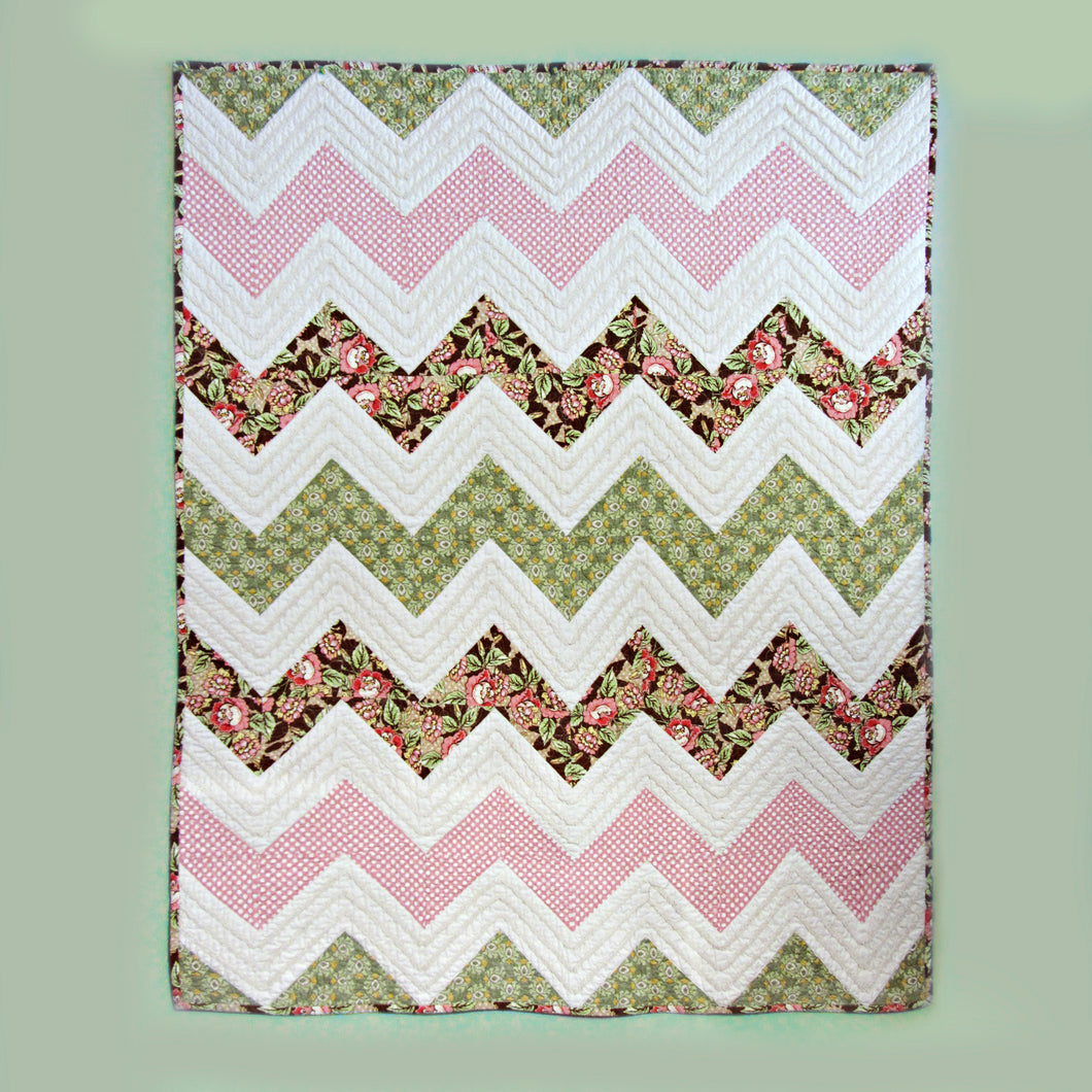 Ziggy Quilt pattern