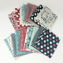 MODA Sweetwater Boathouse Collection, Fat Quarter bundle