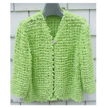 Lattice Jacket pattern