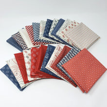 MODA Sweetwater Freedom Collection, Fat Quarter bundle