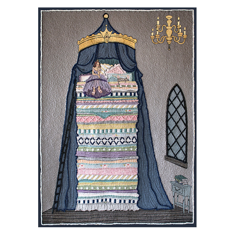 Princess and the Pea panel kit