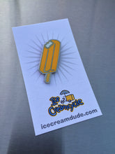 Creamsicle Pin