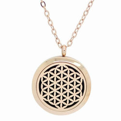 Necklace - 316L Rose Gold