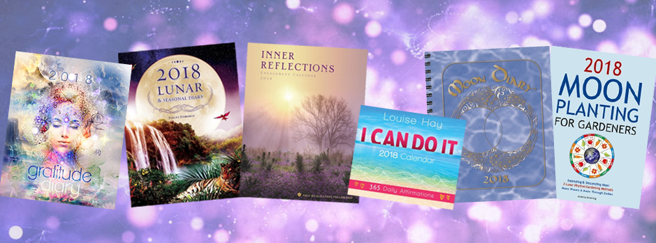 2018 Spiritual and New Age Calendars and Diaries – Aromatherapy ...