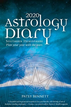 2020 Astrology Diary - Author Patsy Bennett