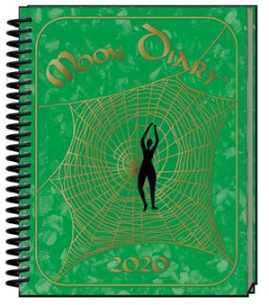 2020 Moon Diary - Author Morgan Shekinah  PRE Order