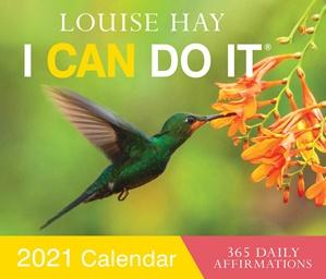 I Can Do It Calendar 2021 by Louise Hay - Christmas Gift Idea - IN STOCK