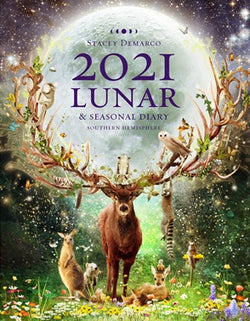 2021 Lunar and Seasonal Diary - Author Stacey DeMarco - IN STOCK